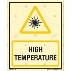 High Temperature Autoglow Signboard