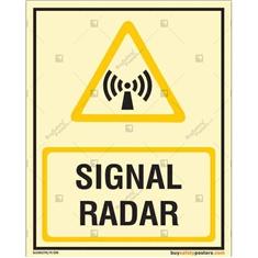 Signal Radar Autoglow Signboard
