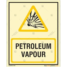 Petroleum Vapour Glow In The Dark Image