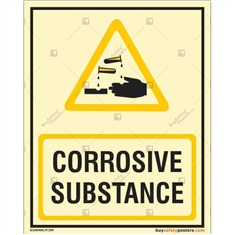 Corrosive Substance Glow In The Dark