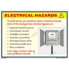 electrical-hazard-poster