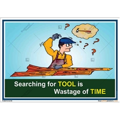 Tool Searching Is Waste Of Time