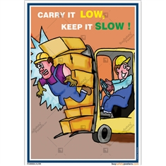 Warehouse-safety-posters-Forklift-safety-posters