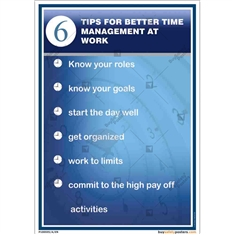 Time-Management-Poster