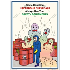 Chemical-handling-poster