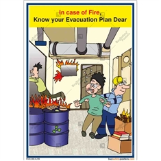 Fire-evacuation-poster-fire-safety-slogans-posters