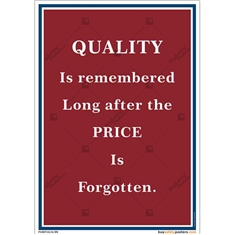 Quote-on-Quality-Management