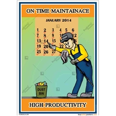 Timely-Maintenance-Poster