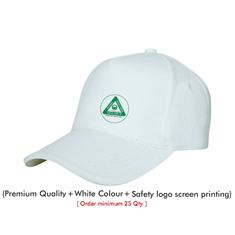 National Safety Week Logo Cap