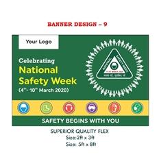 National Safety Week Displays