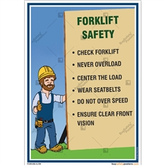 Forklift-safety-posters-Warehouse-safety-posters
