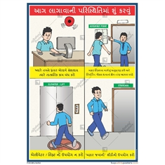 Fire-evacuation-poster-poster-on-fire-safety-and-alertness