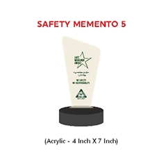 SAFETY MEMENTO 5