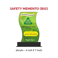 Safe Workmen Award 2019-20