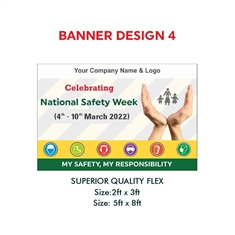Safety Week Banner