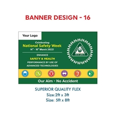 National Safety Week Banners
