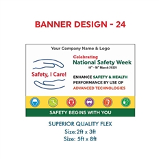 NSW Safety Awareness Banners