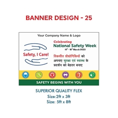 NSW Safety Awareness Banners in Hindi