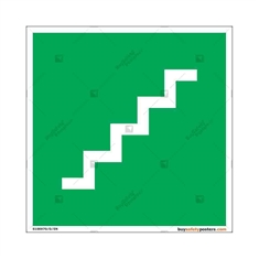 Stairs-Display-Sign in Square