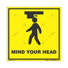 Watch-Your-Head-Warning-Sign in Square